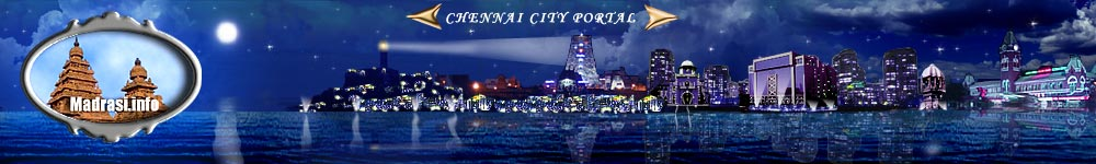 Madras - Chennai City Information Portal