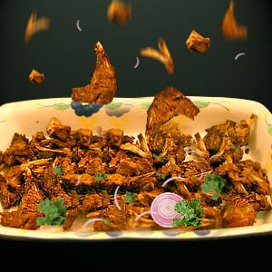 South Indian Recipes -Mutton chops