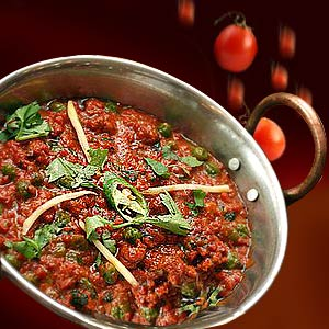 South Indian Recipes - Mutton Keema