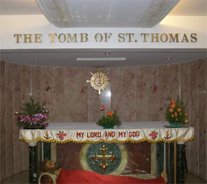 Tomb of St.Thomas