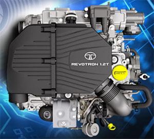 Revolutionary Revotron Petrol Engine