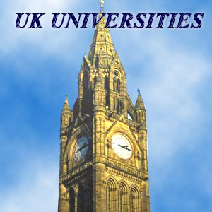 List of UK Universities